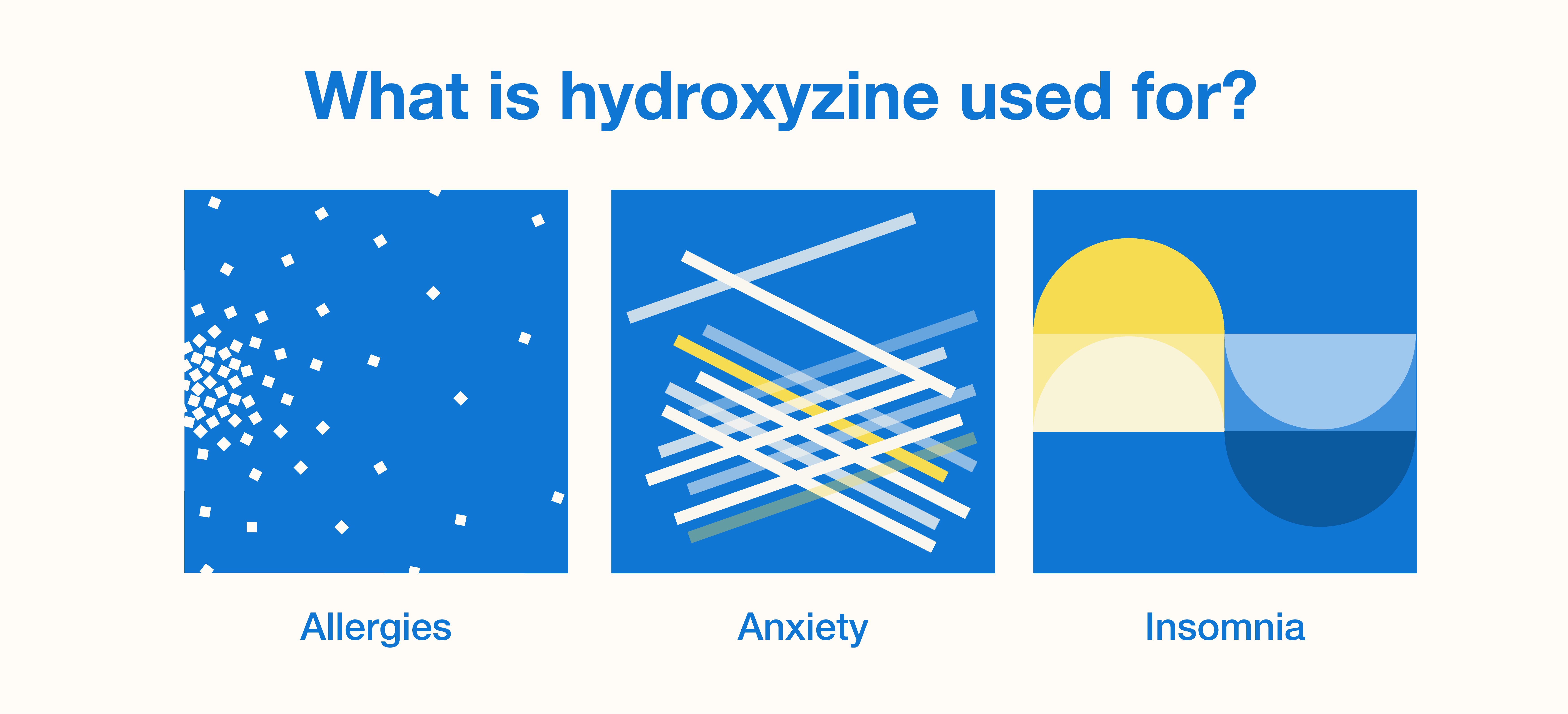 What is hydroxyzine