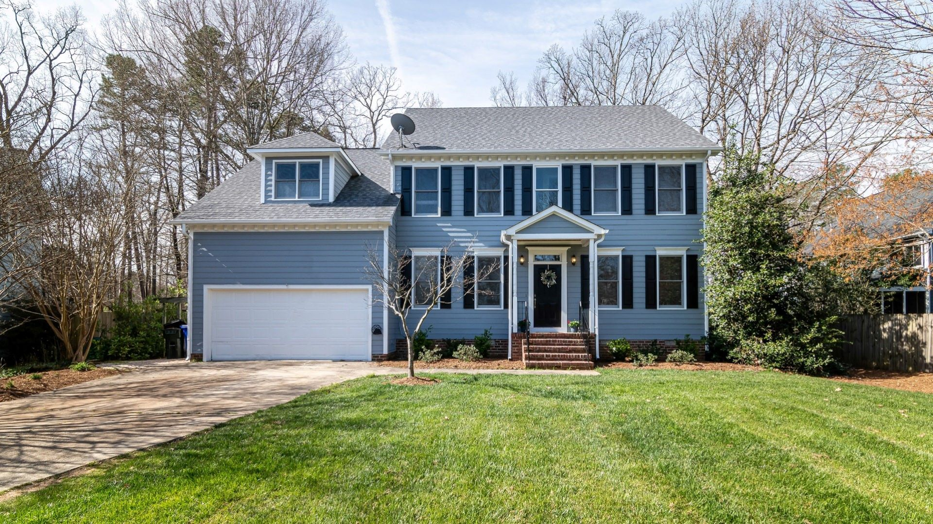 blue house-property insurance