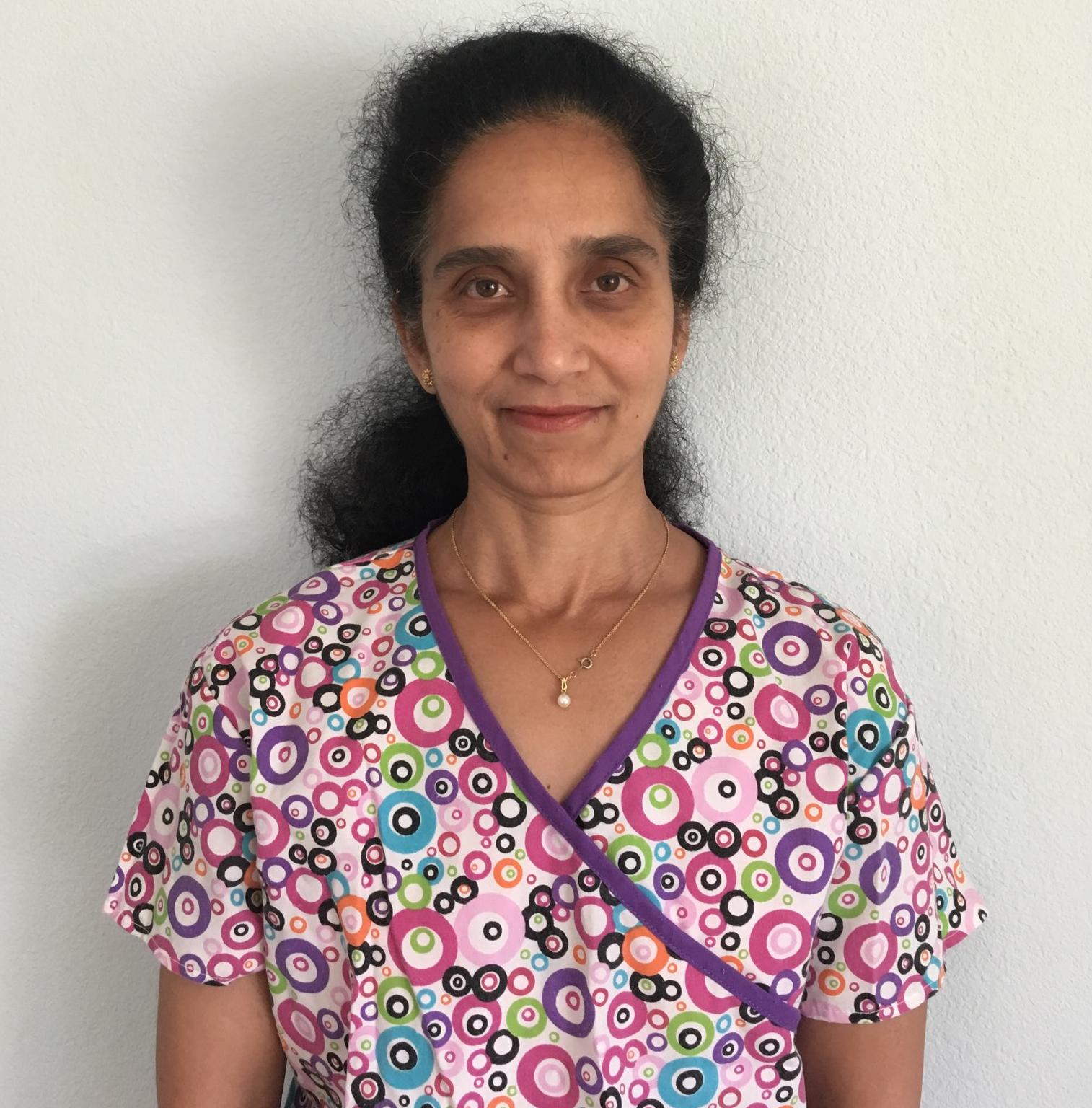 Rashmi Khedkar, MA