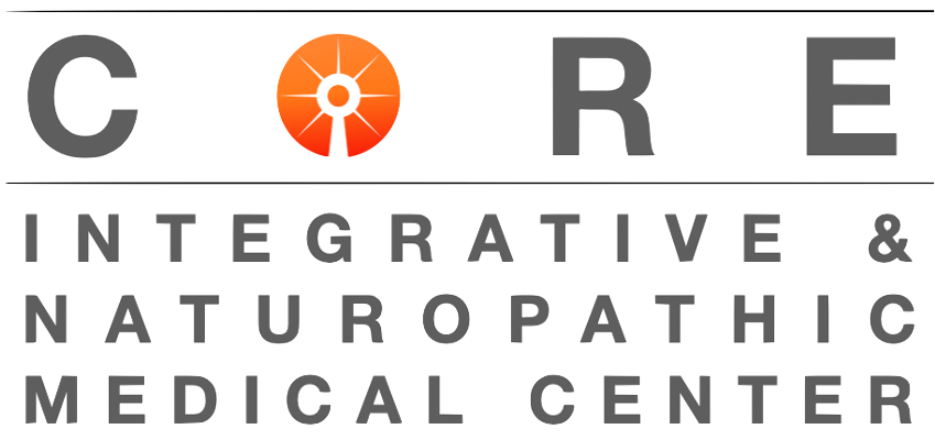 Core Integrative Logo with Name