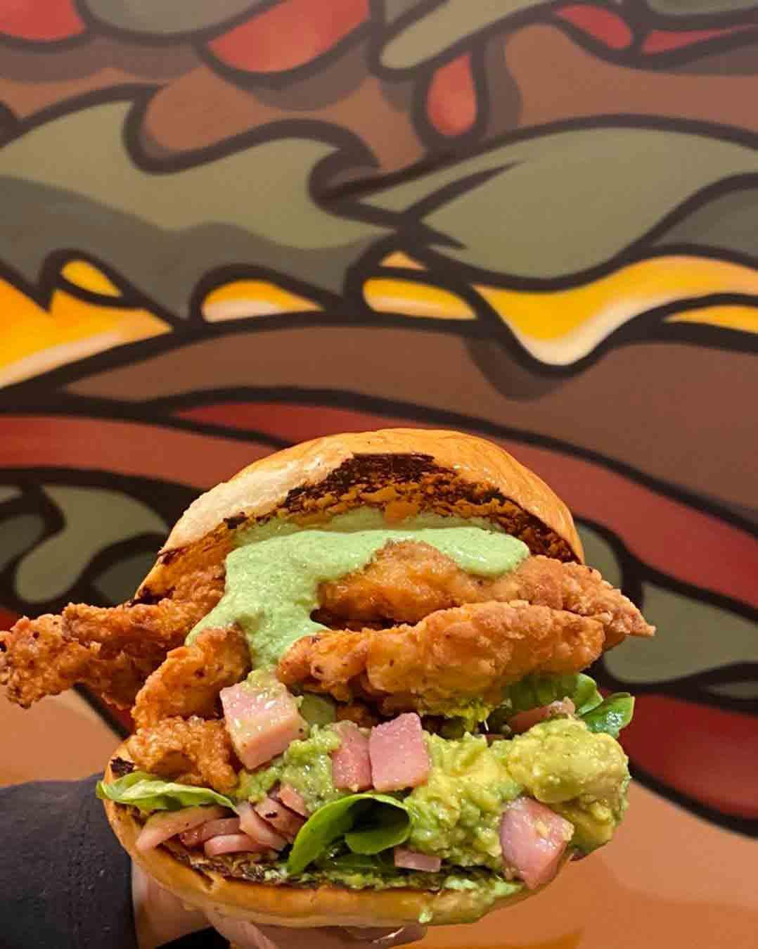 OMG | Brown Burgers