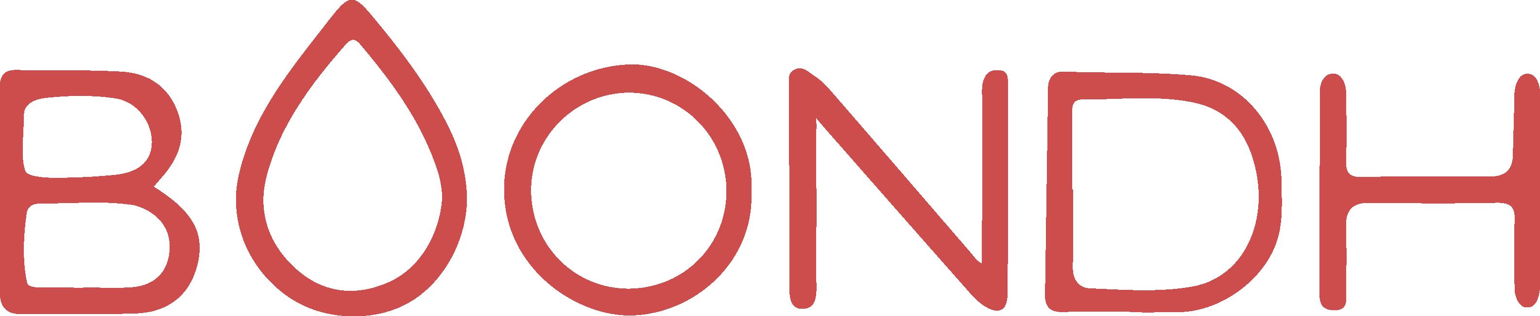Boondh logo