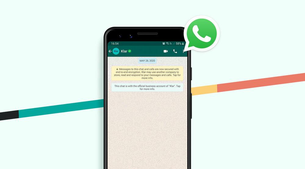 Así es como Klar agiliza tus operaciones usando WhatsApp, sin necesidad de acudir a una sucursal ni realizar interminables filas.