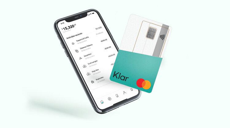 Paga en línea con Klar y sácale provecho a cada compra. Tu tarjeta Klar te facilitará la compra y te ayudará a conseguir mayores beneficios.