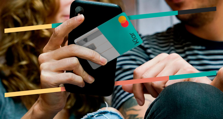 Gracias a la tecnología de Klar puedes tomar el control de tu dinero con los mayores beneficios y al menor costo.