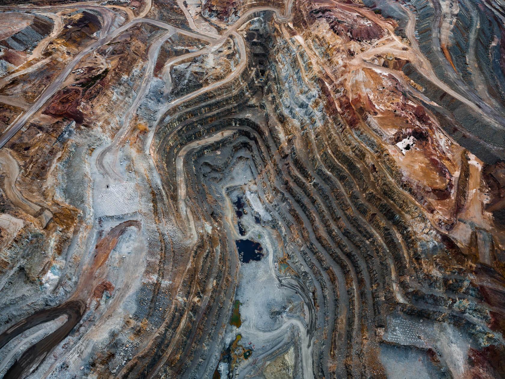 The Copper Mine Series