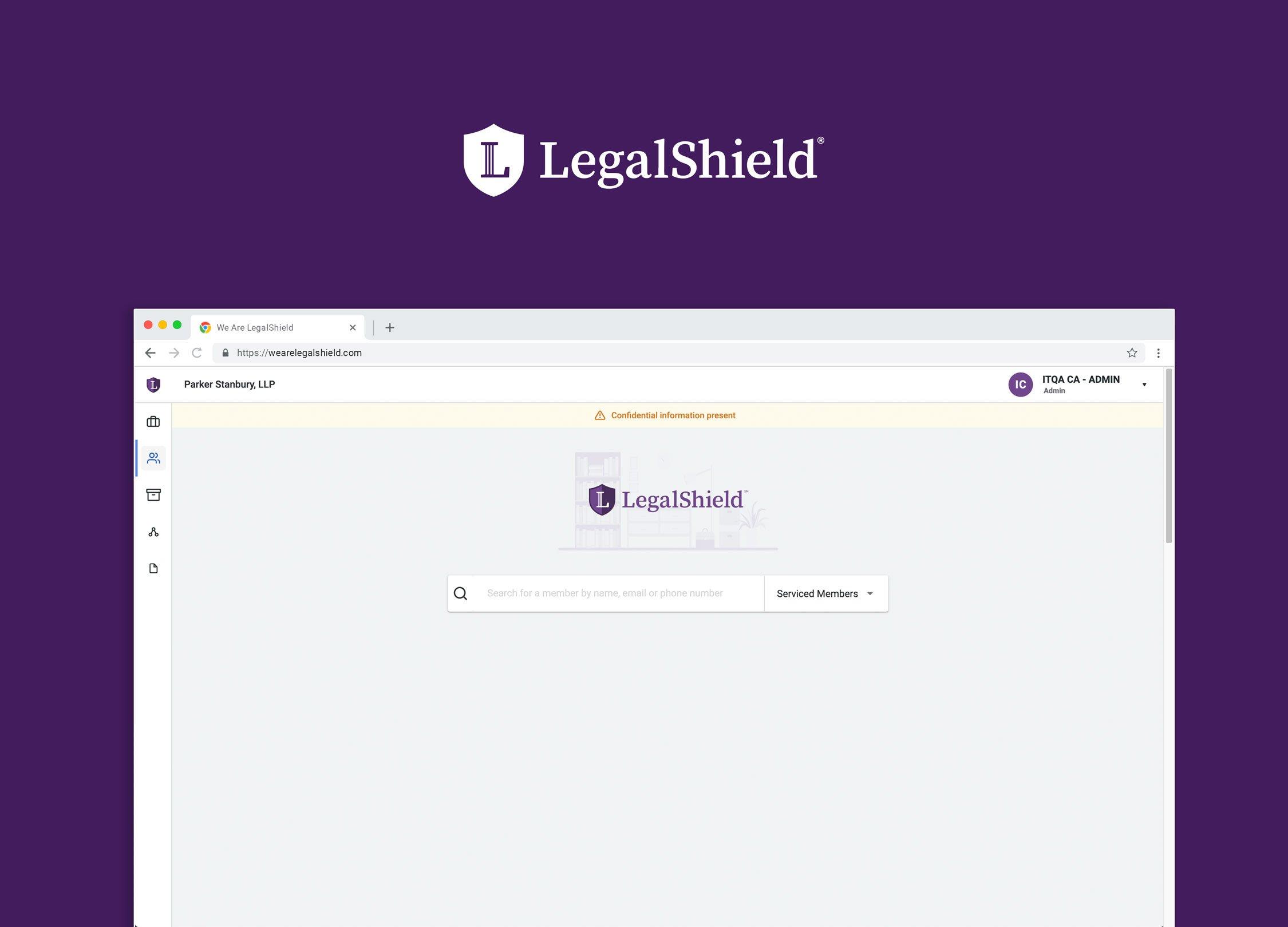 Legalshield partner app cover image