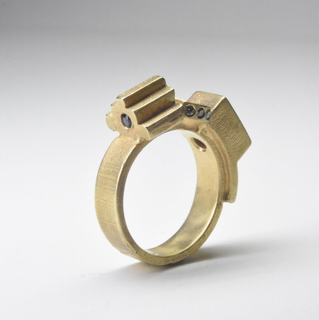 offcut 13 ring