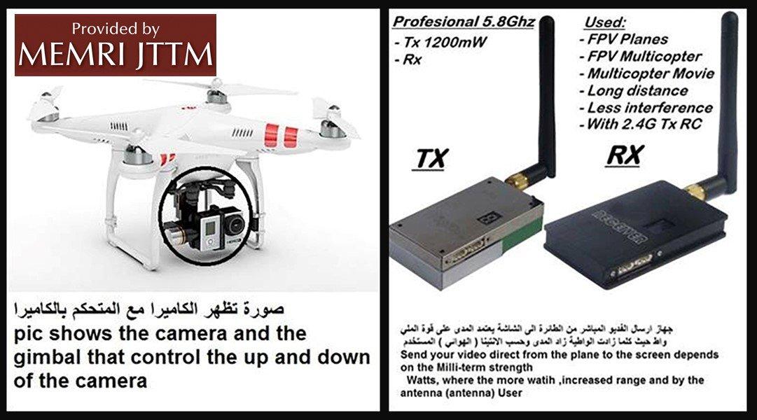 Jihadi Drone Modification