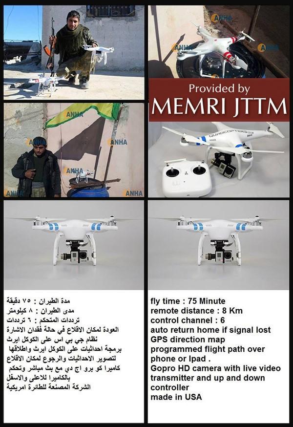 Jihadi Guidelines for Modifying Drones