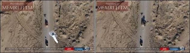 Targeting PMU Humvee MEMRI