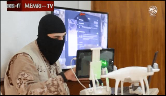 memri drone jihadi hacker