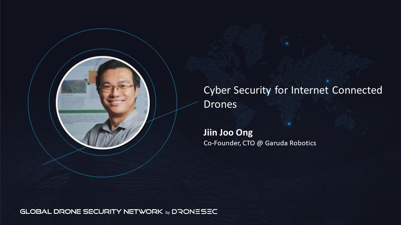 Global Drone Security Network Event #3 - Jiin Joo Ong (Garuda)