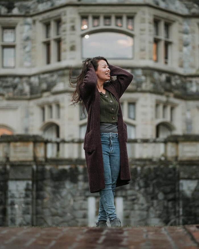 Haruka Sawaya: Castle