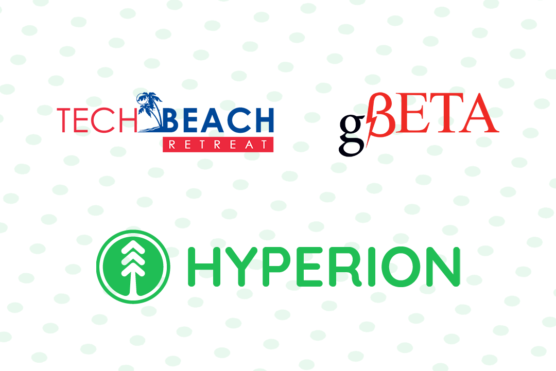 Hyperion Accepted in Startup Accelerators TBR Lab and gBeta