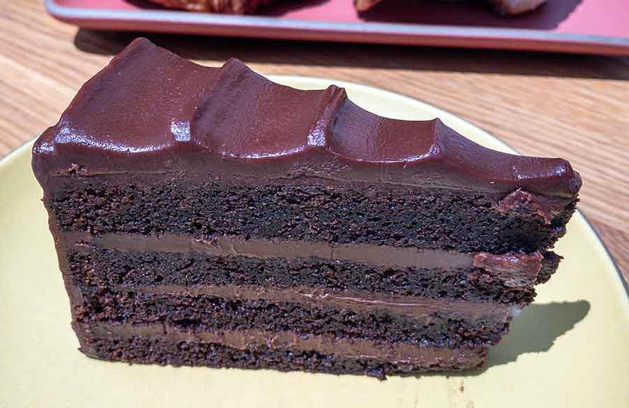 Chocolate Cake from Tartine Sycamore