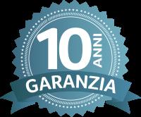 garanzia di 10 anni sulle camerette moretti compact