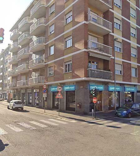 negozio di arredamento a torino. Moretti compact store ufficiale errebidesign