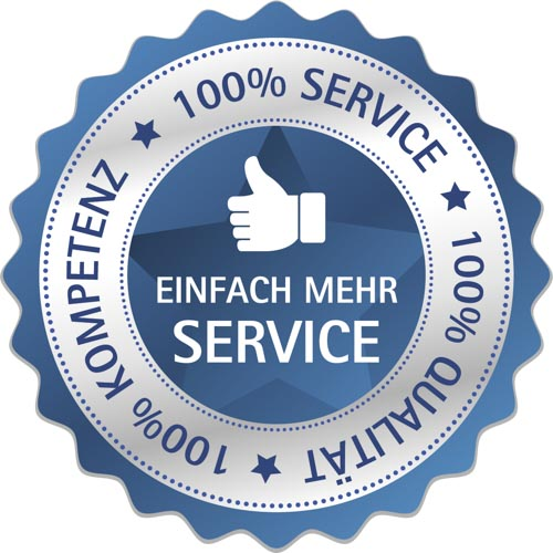 service batch implementing 100% quality, 100% service and 100% competence