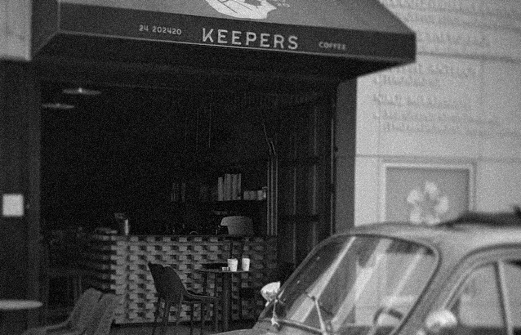 keepers: everyday coffee