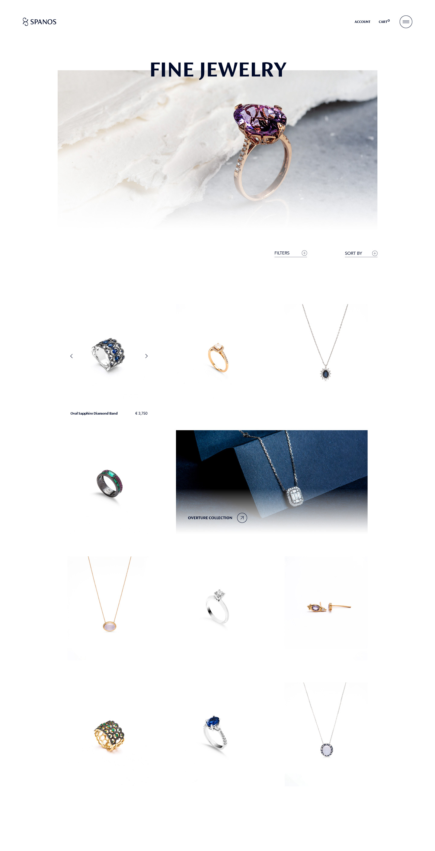 screenshot of ecommerce