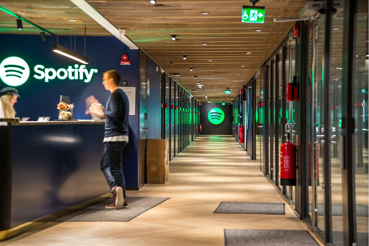 Spotify's New Remote Work Policy