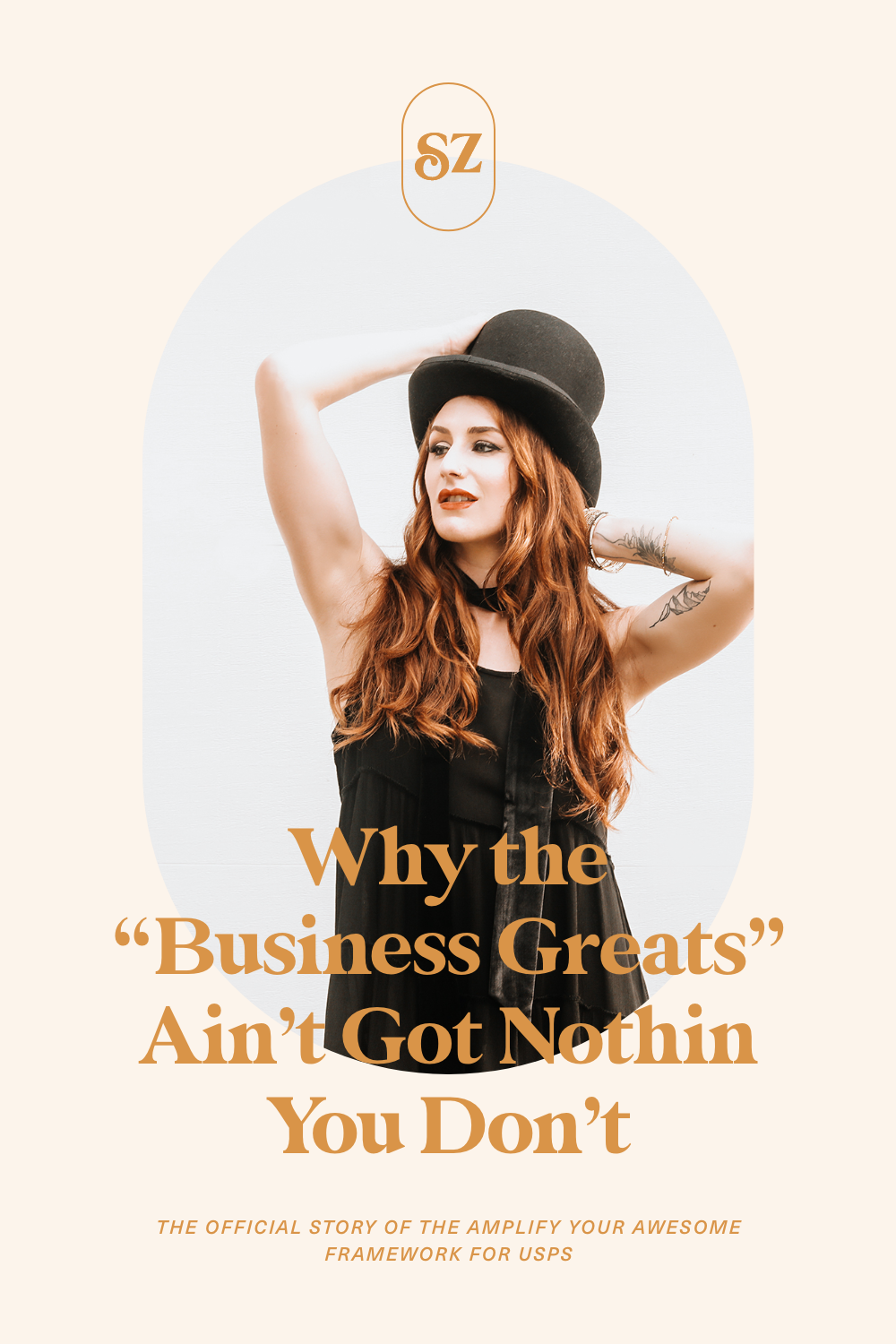 "Pin it: Why the ""Business Greats"" Ain't Got Nothin You Don't"