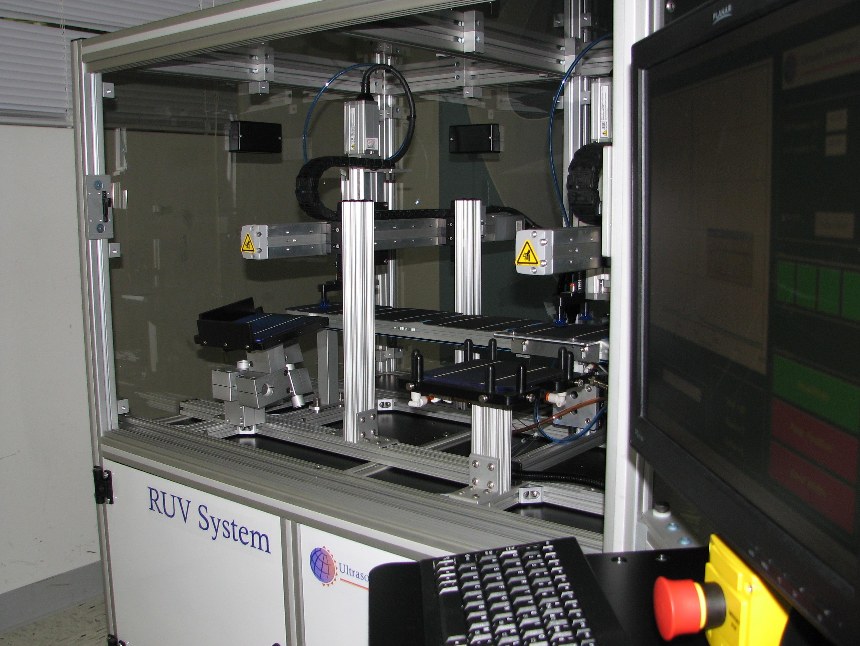 solar module production