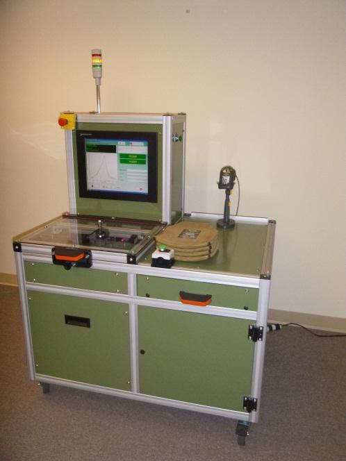 RUV quality control tool for body armor plates