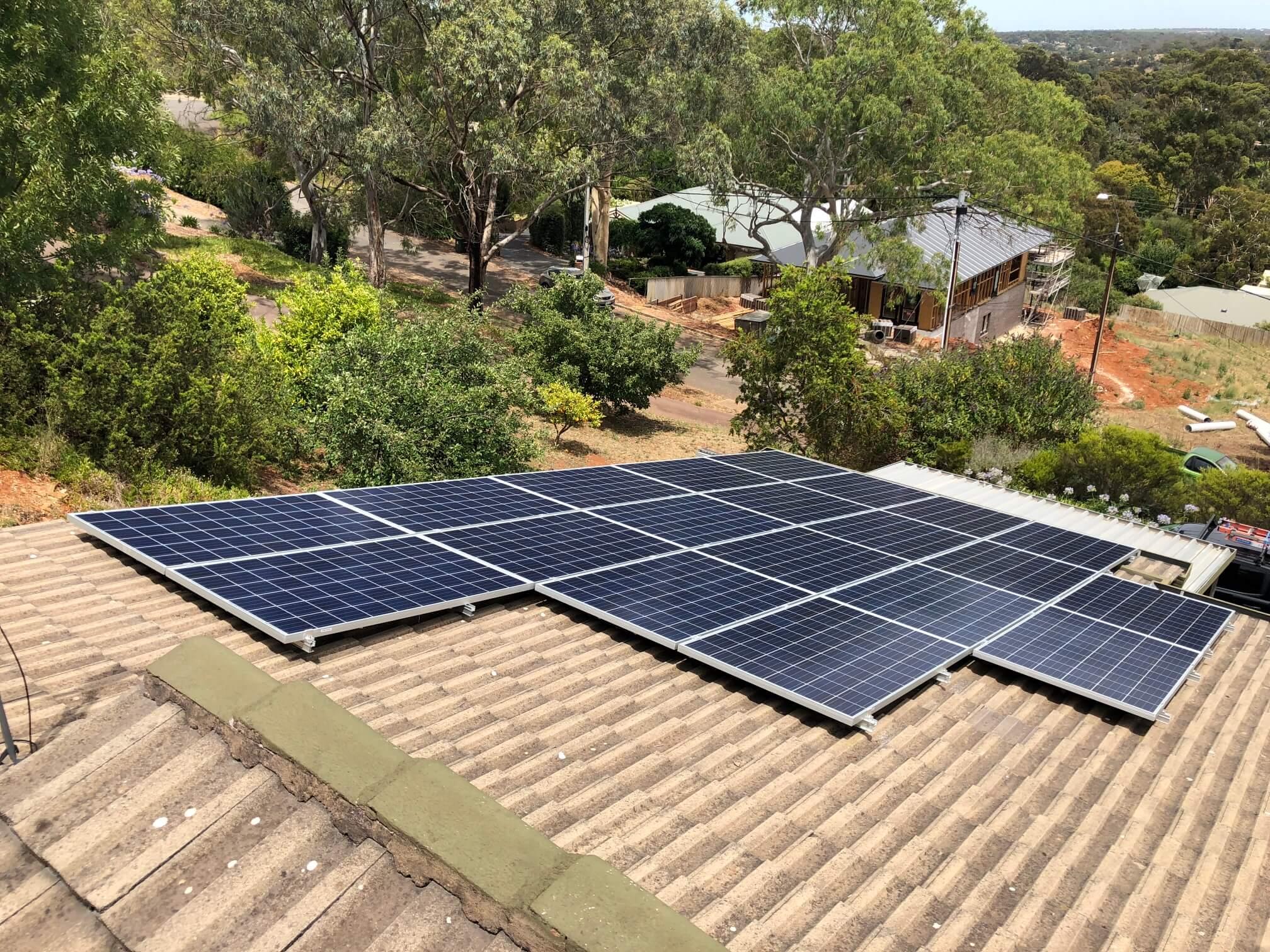 Solar panel - 20x Jinko Panels