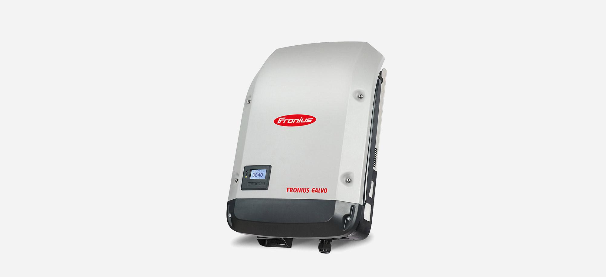 Galvo solar battery system