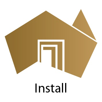 SA product services register - Install