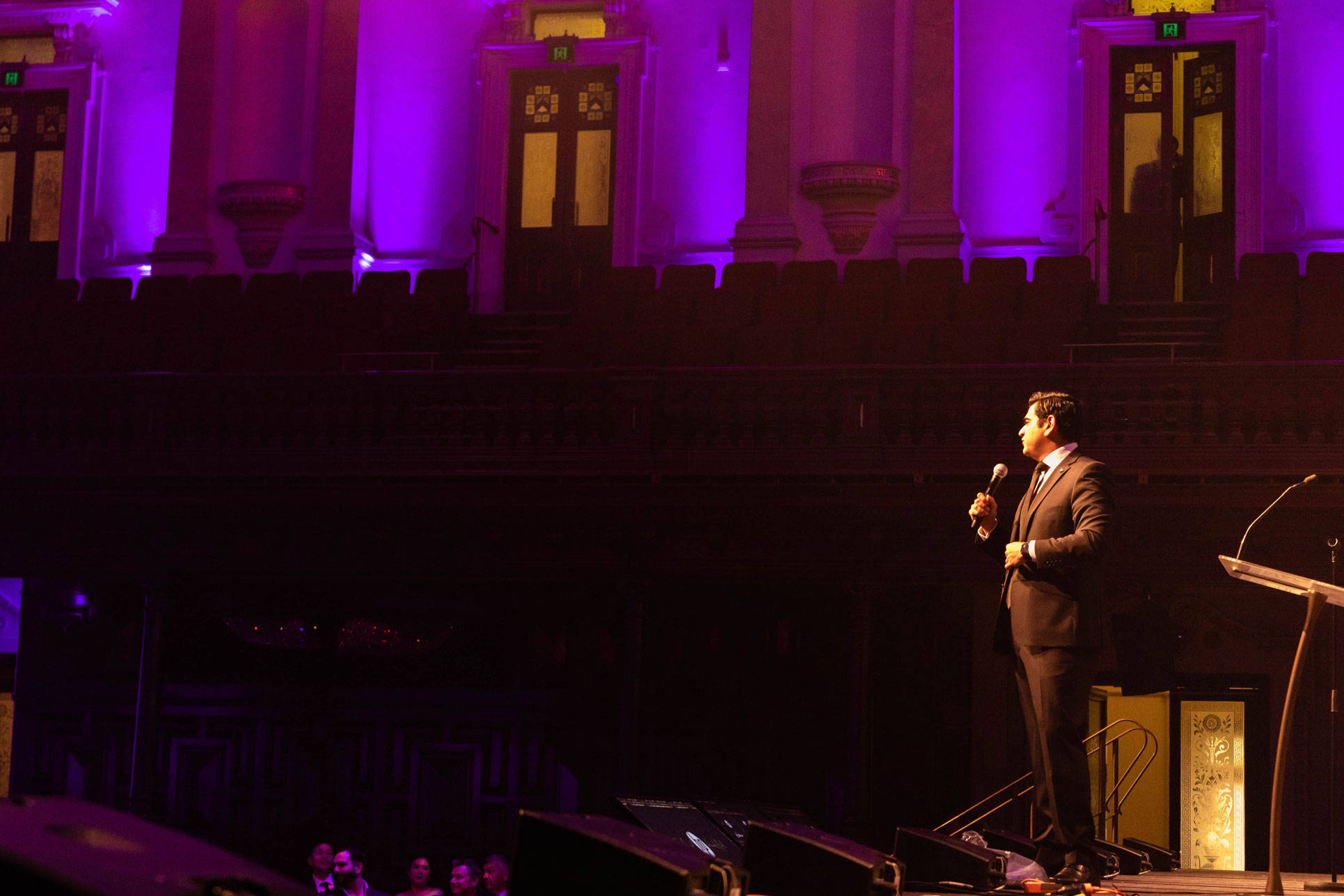 Town Hall Sydney Event Hire