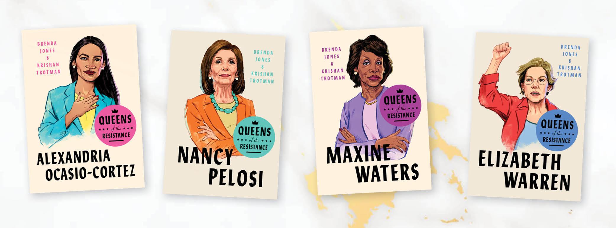 Queens of the Resistance
