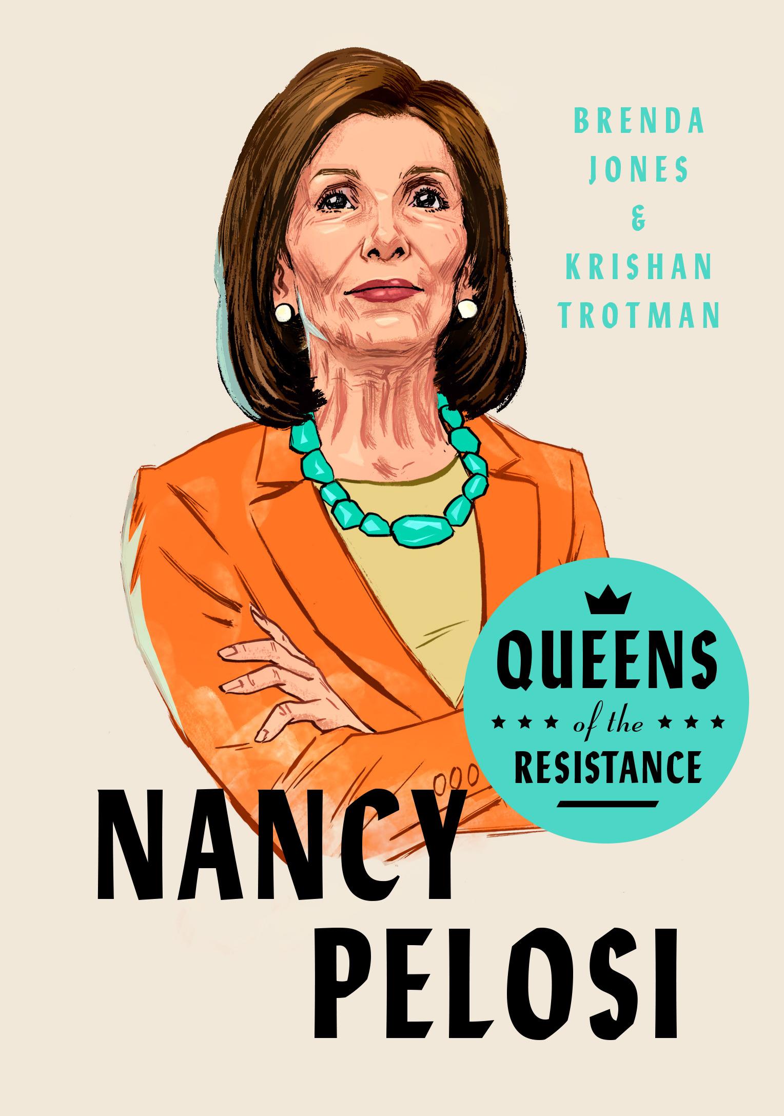 Queens of the Resistance: Nancy