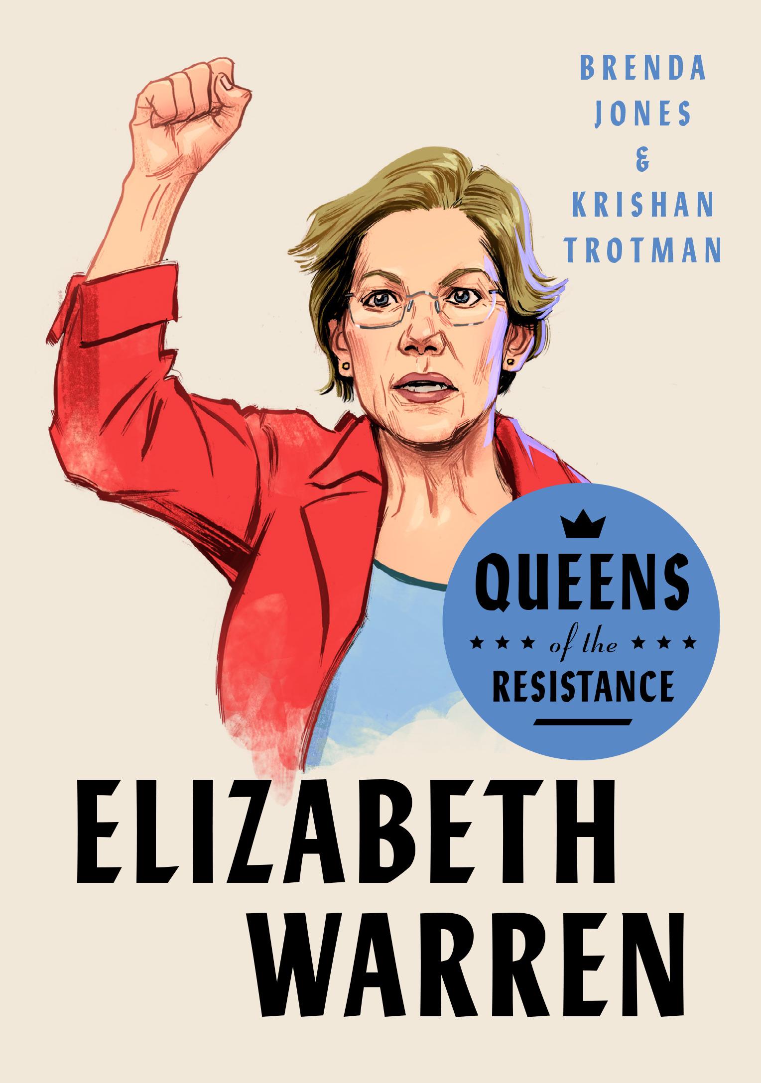 Queens of the Resistance: Elizabeth