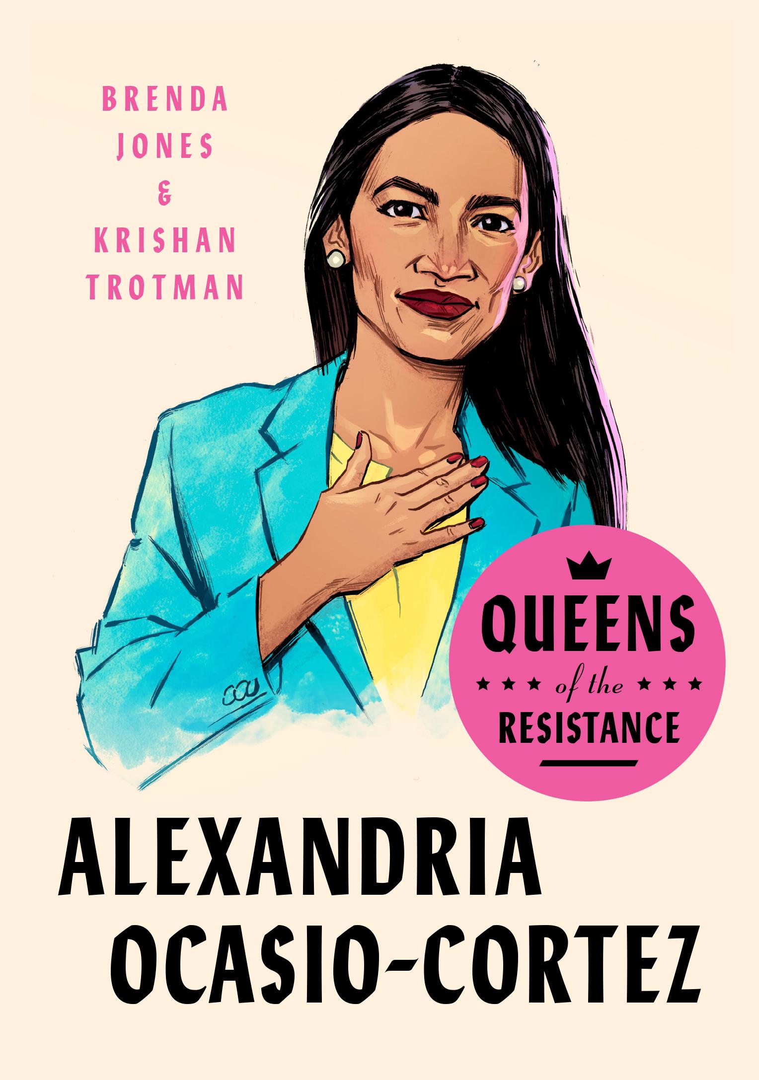 Queens of the Resistance: Alexandria