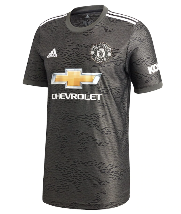 Manchester United 2020/2021 Fan Version Season Away Kit