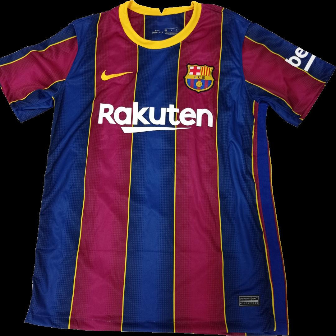 Barelona FC  2020/2021 Messi #10 Home Kit