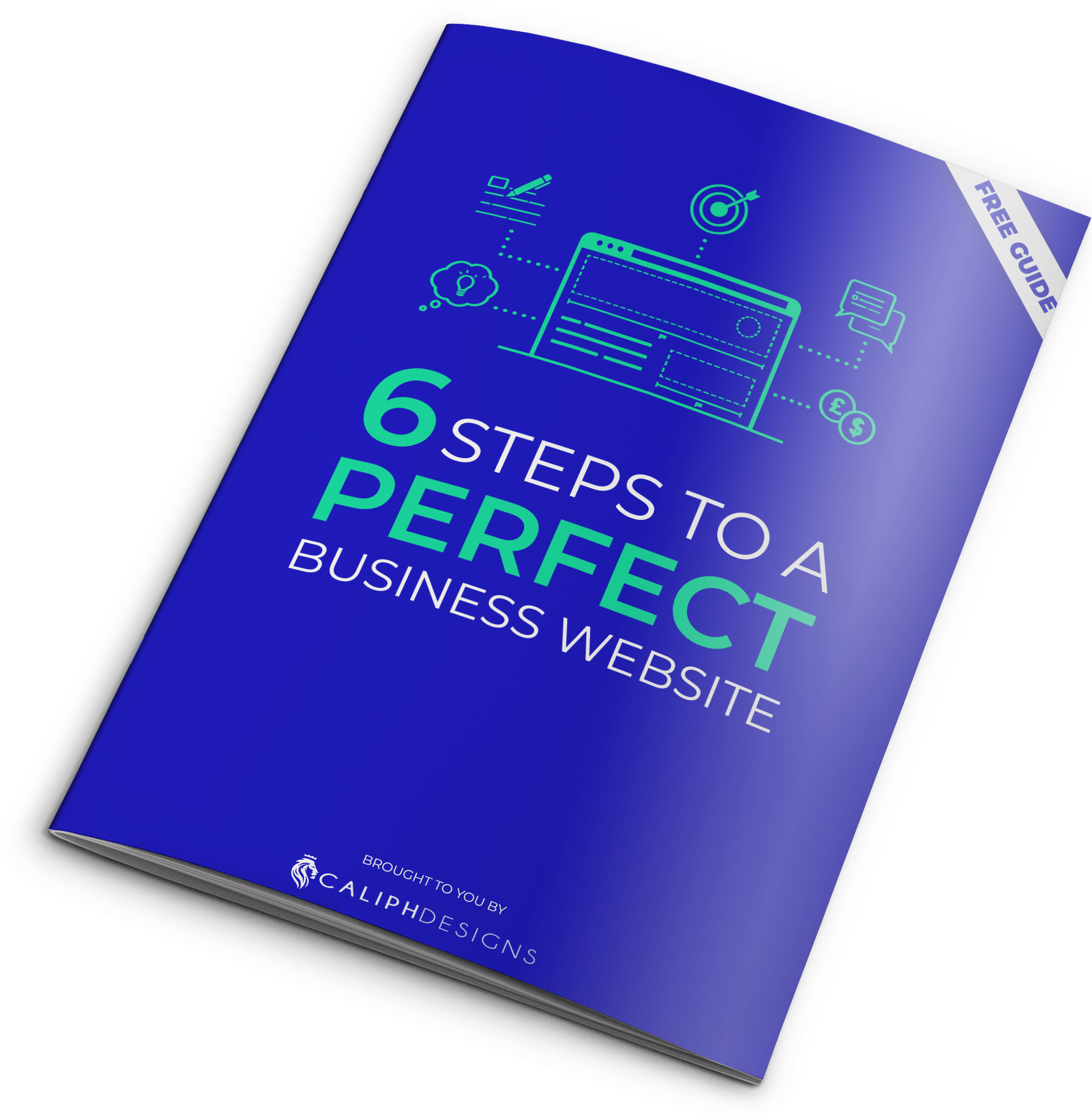 perfect business website book