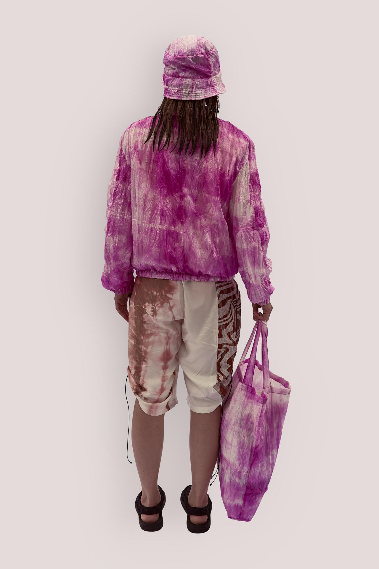 Batik Parachute Jacket