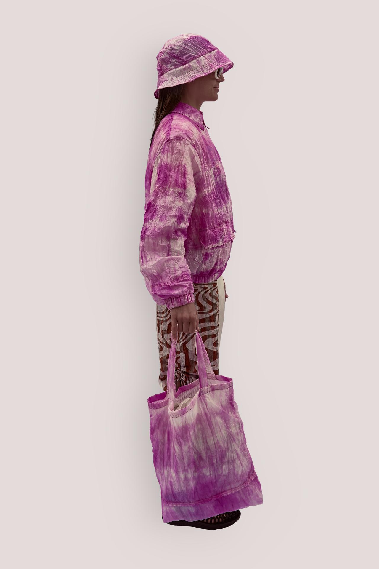 Batik Parachute Bag