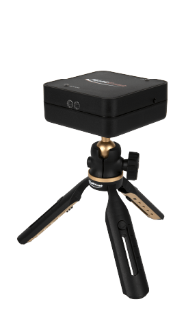SplitFast Bluetooth Athlete Timing Gate (Black and Gold color)