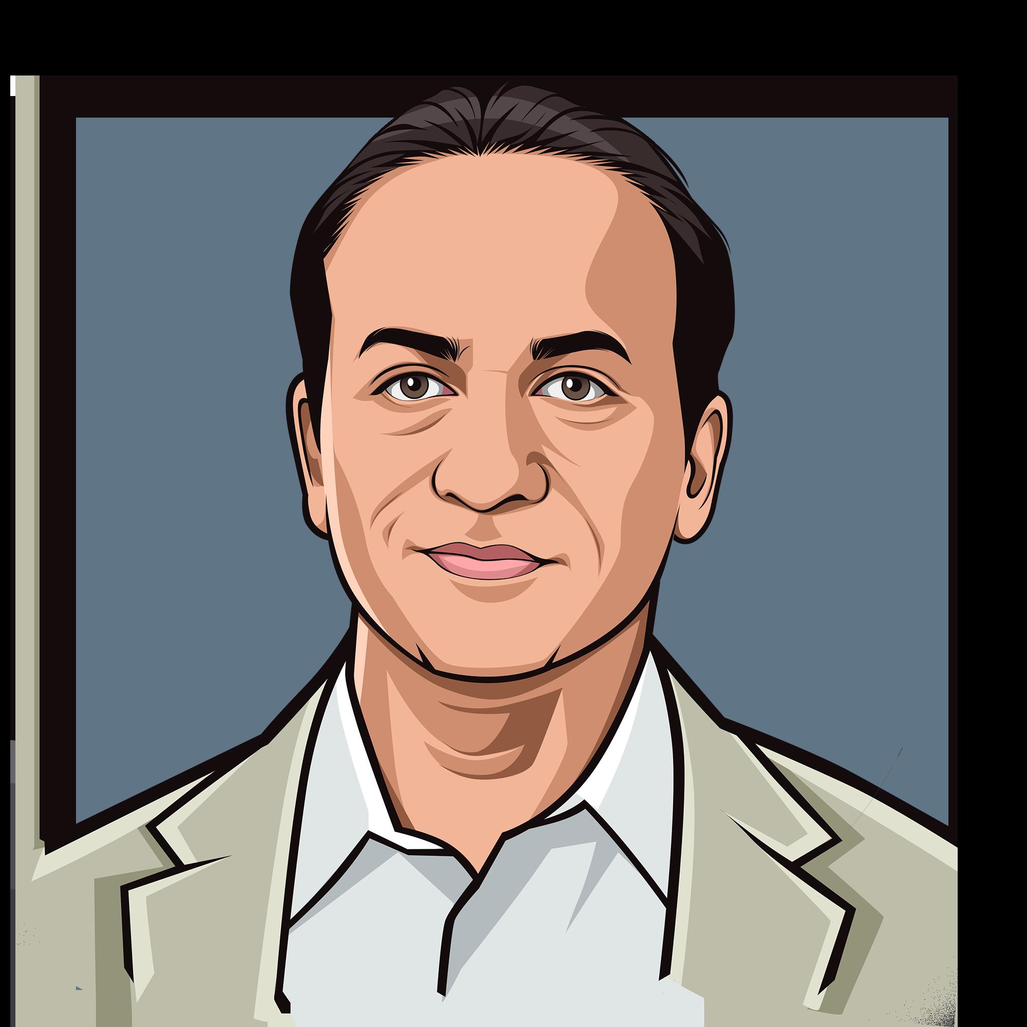 Sanjay Goel, CEO NachoNacho