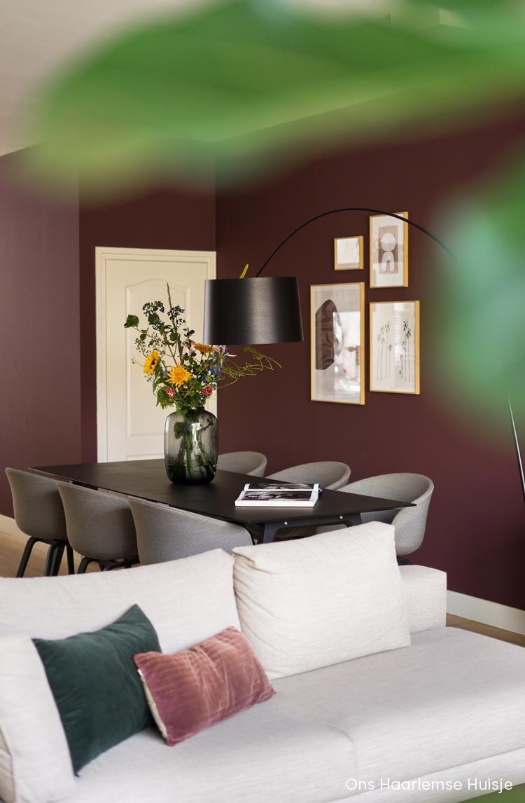 Met deze marktplaats tips vond ik deze Foscarini lamp en Hay stoelen en tafel op marktplaats