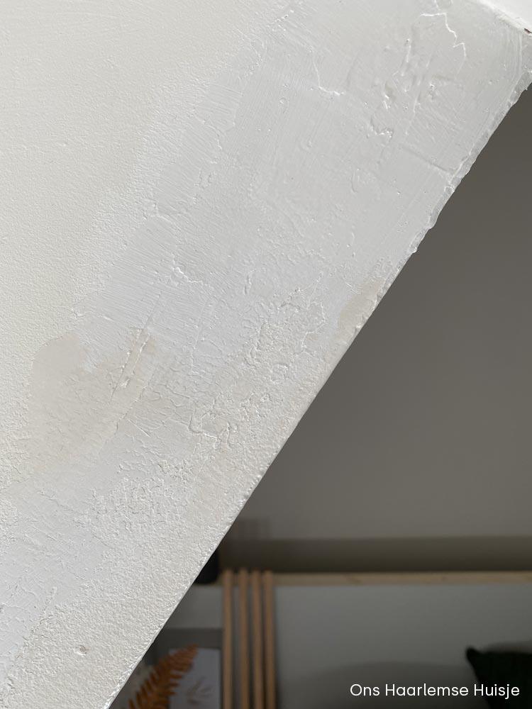 Zelf stucwerk repareren met Alabastine Muurglad