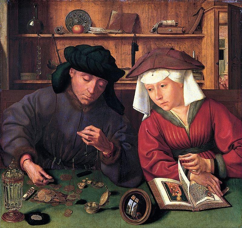 The Origins of the Profit Constraint