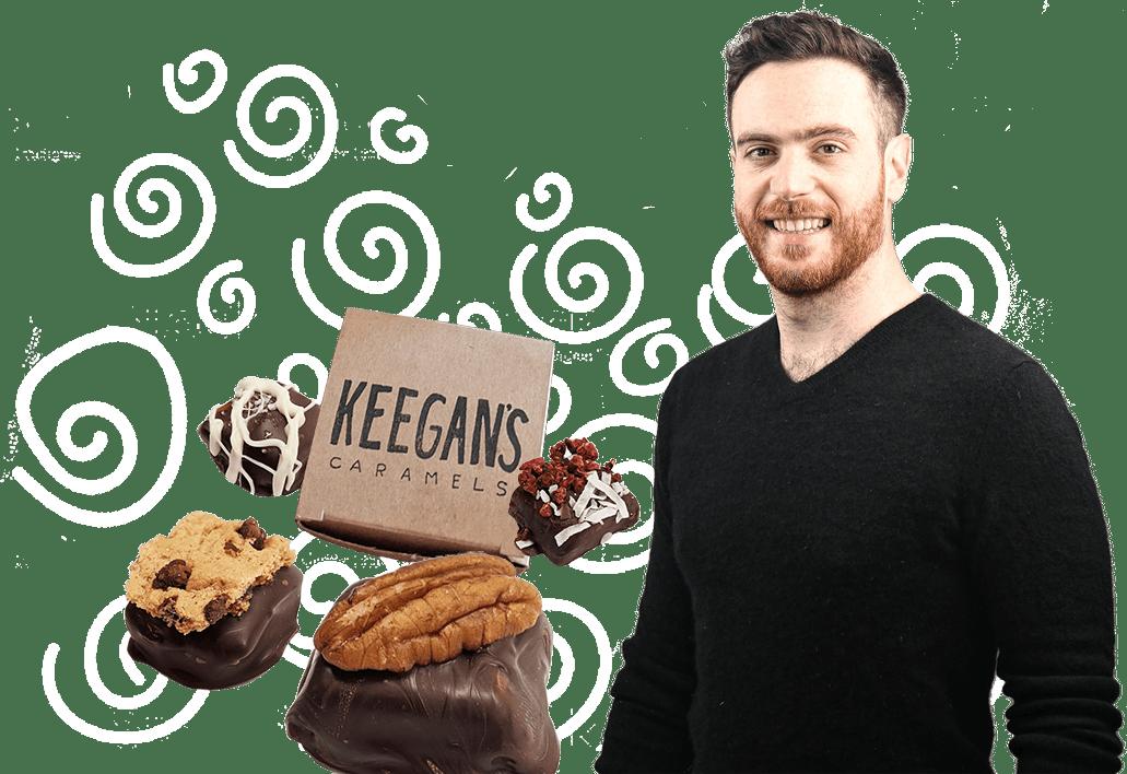 keegan's caramels
