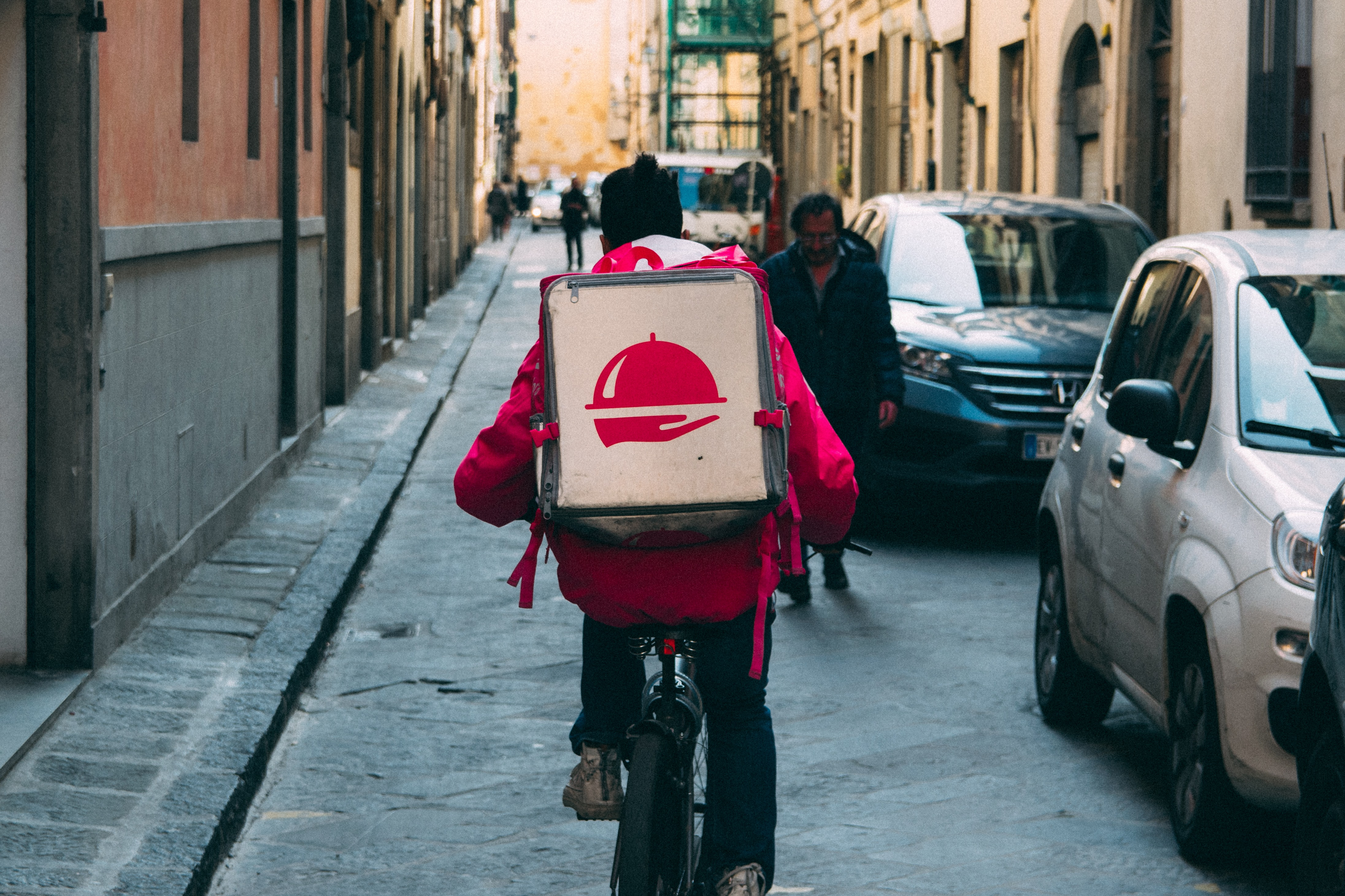 Food at your doorstep: The rise of delivery apps