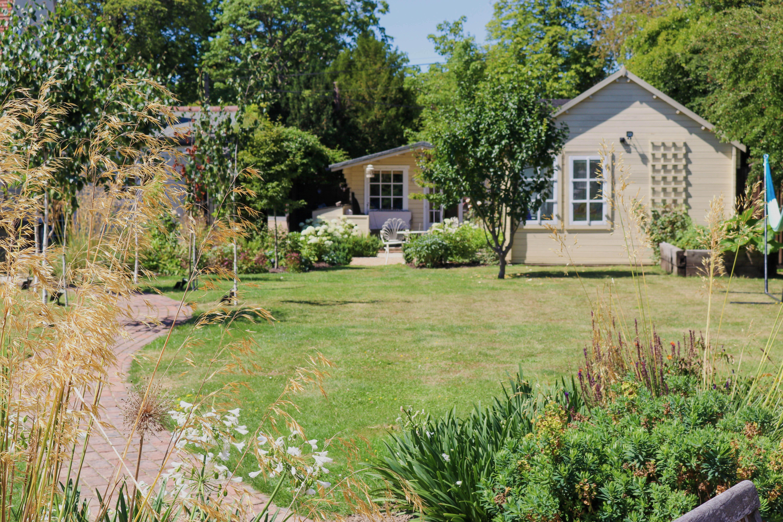 office garden cottage garden style
